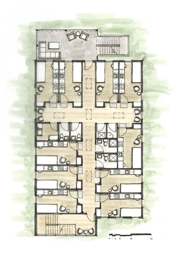 Westgate_Level Two Floor Plan